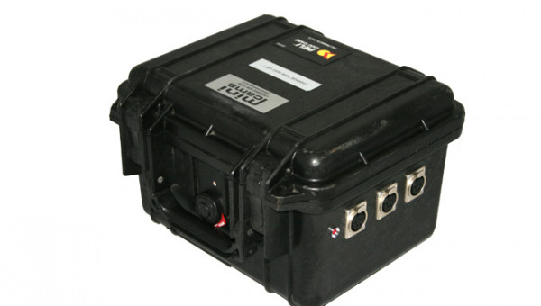 12V DC 40 amp battery box