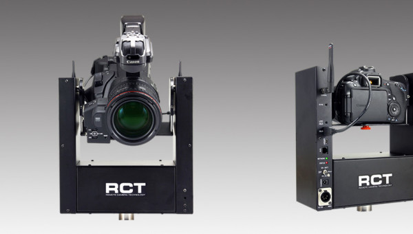 RCT VT-1 Wireless robotic camera system
